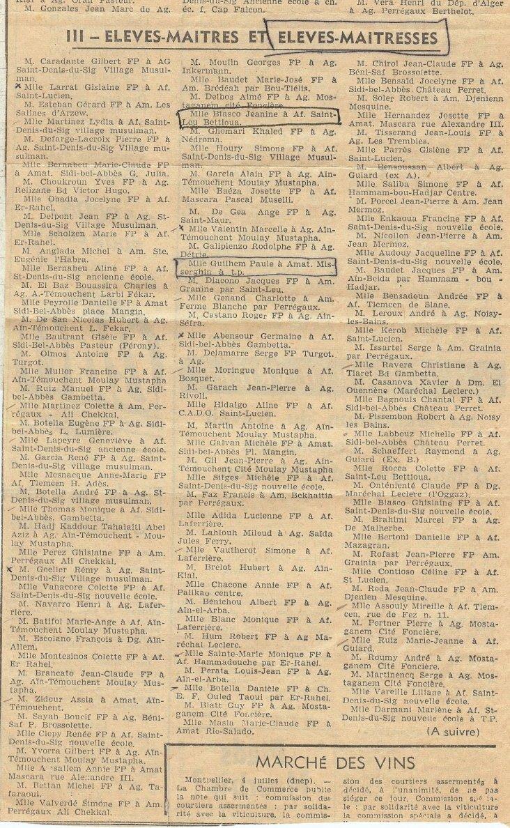 1961.07.05affectationpremierpostedesnormaliennesp2.jpg